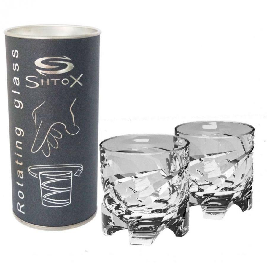 """Набор из двух вращающихся шотов Штокс """"Shtox Shot 002S"""""""